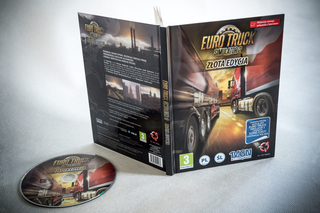Euro Truck Simulator 2 - Limited Edition