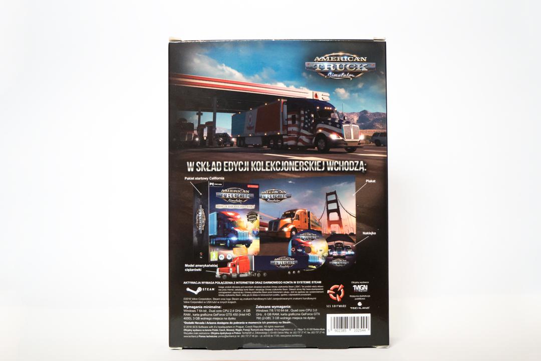 American Truck Simulator designs