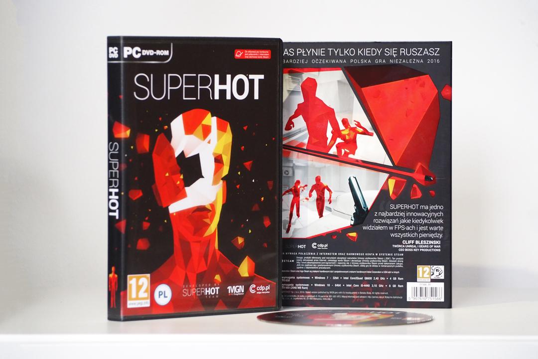 superhot graphic designs