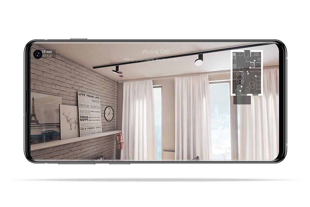 mobilne wizualizacje architektoniczne