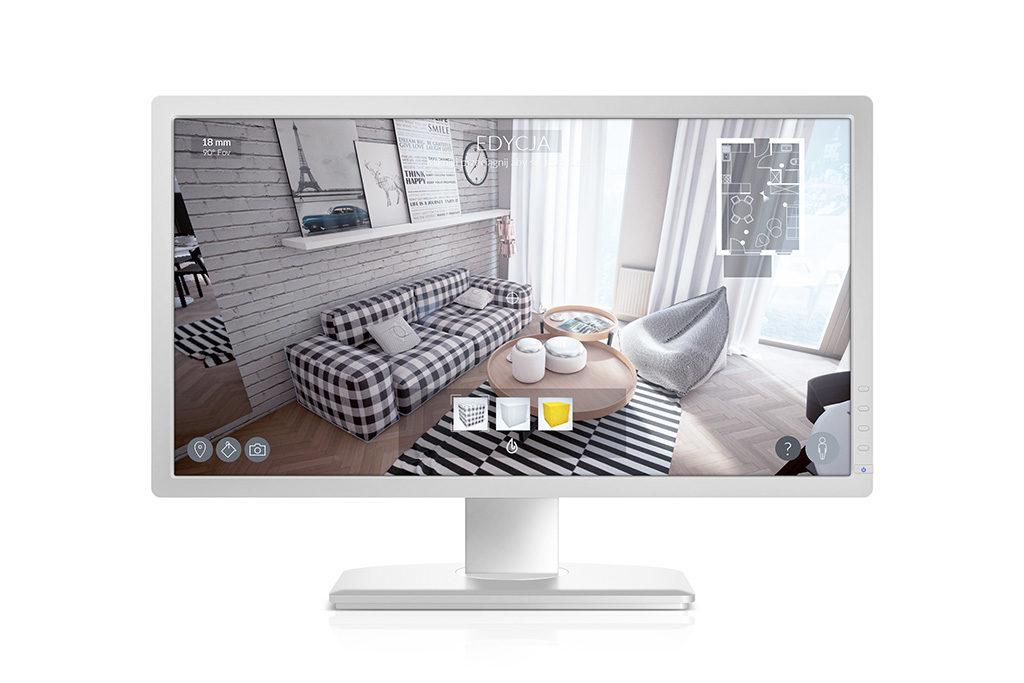 wizualizacje produktowe Aplikacja PC